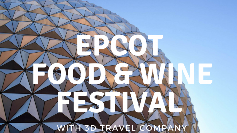 HINTS & TIPS for this year's Epcot Food & Wine Festival are waiting for YOU!