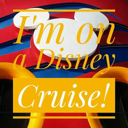 My FIRST (NYC) Disney Cruise!
