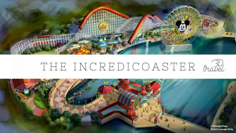 The Incredicoaster Is Coming